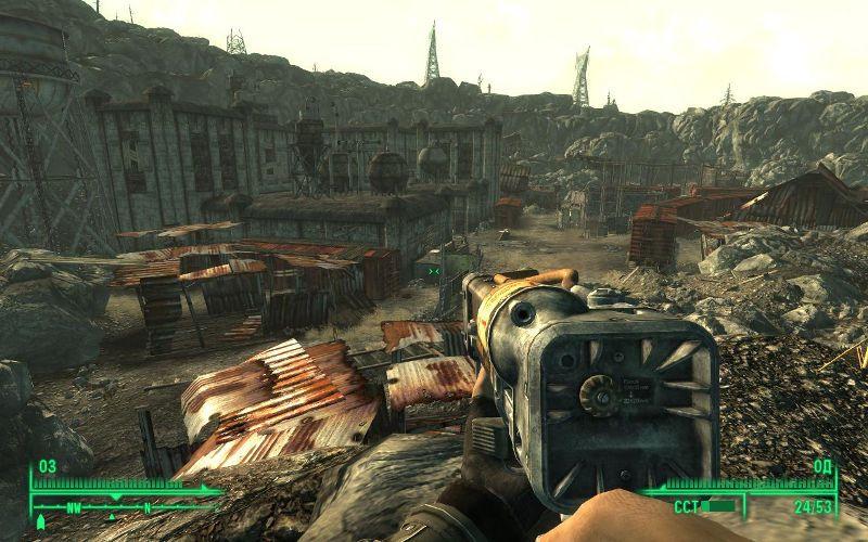 fallout 3 постапокалипсис