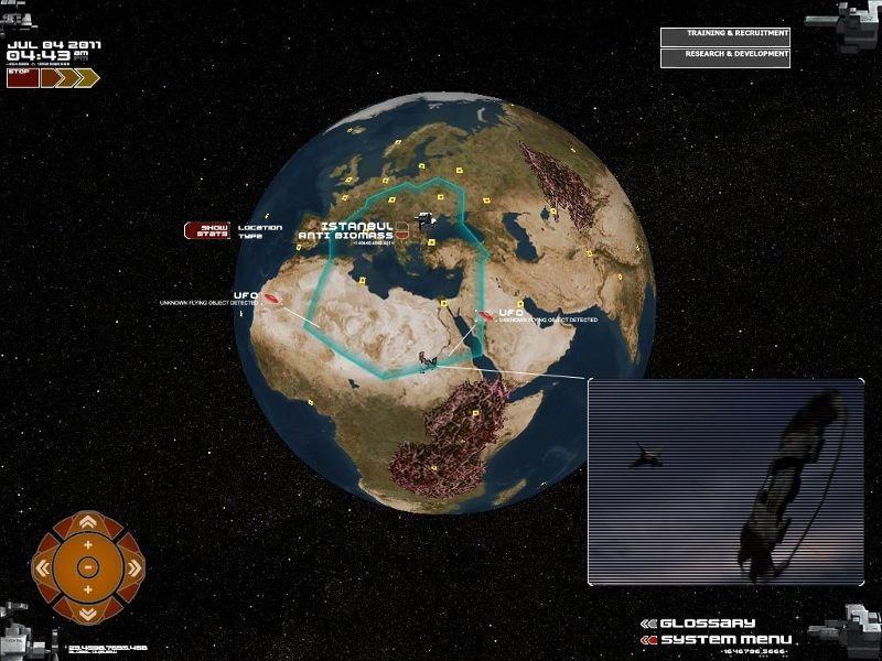 ufo aftermath базы