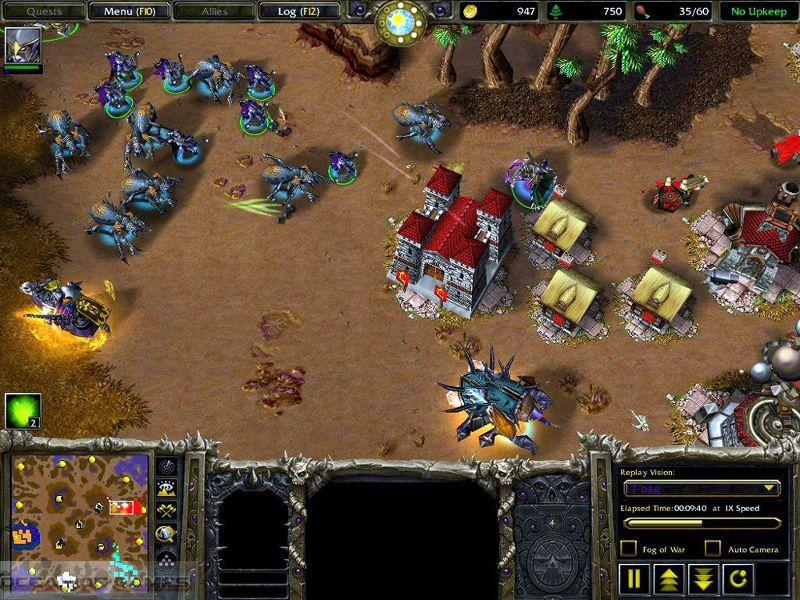 Warcraft III - господство хаоса