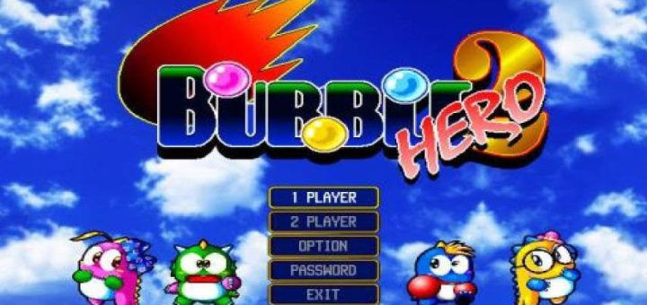 bubble bobble hero 2